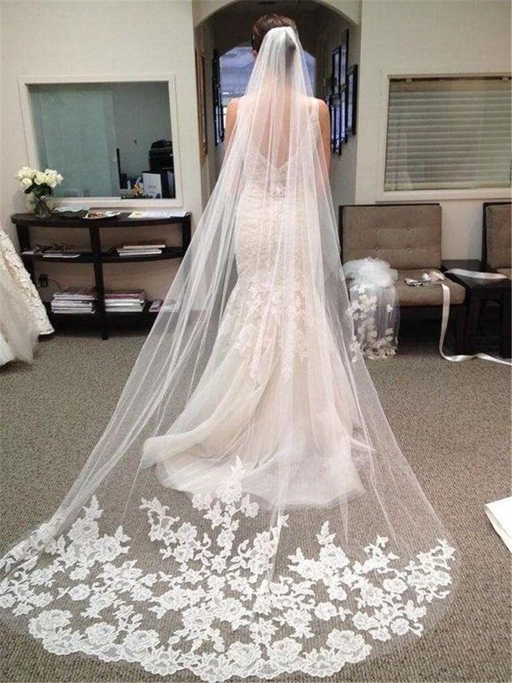 vintage lace veil - Google Search