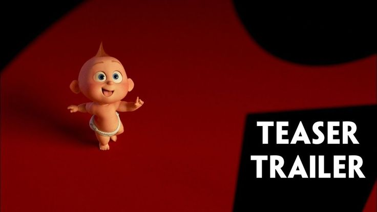 Incredibles 2 Official Teaser Trailer - FINALLY AFTER FOURTEEN YEARS WE FINALLY GET A TRAILER