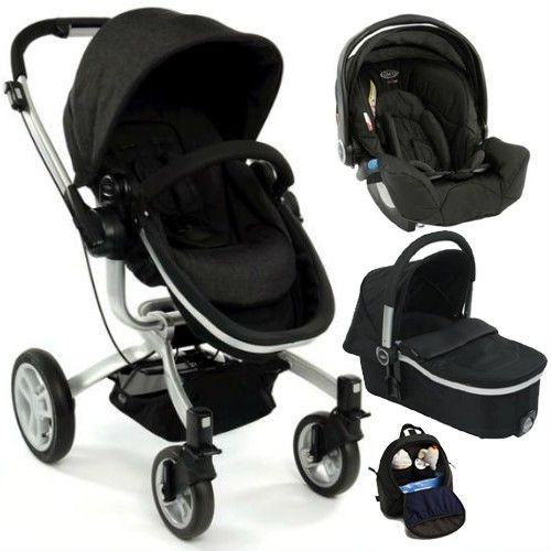 Graco Symbio B 3 In 1 Travel System Package Urban Baby