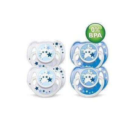 http://www.childrentoystores.com/category/avent-pacifier/ http://www.shoppinggamesforkids.com/category/avent-pacifier/ Avent Night Time Pacifiers (6-18 months)- 4 pk