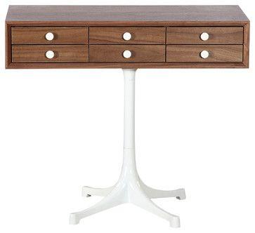 Kardiel Circa 1952 Tansu Chest - Modern - Console Tables - by Kardiel