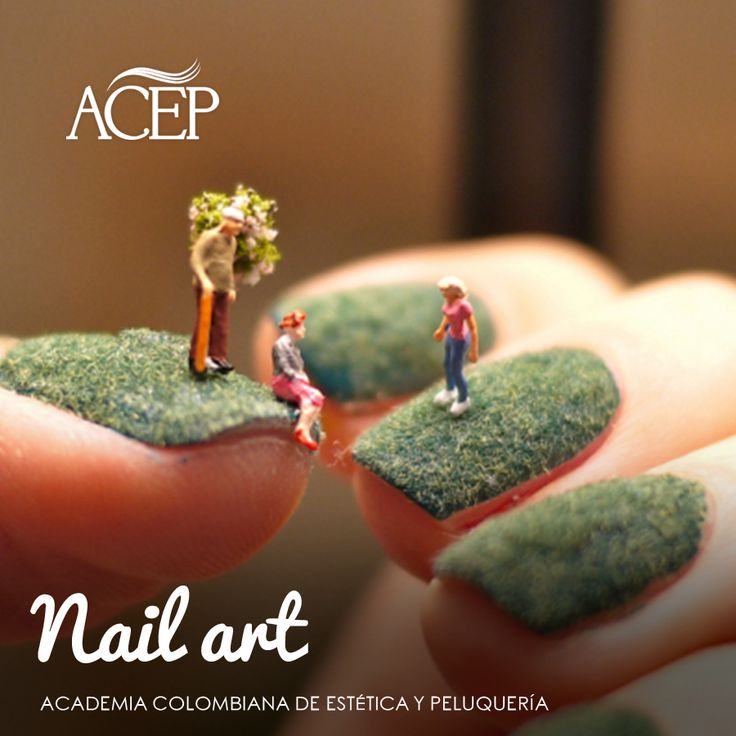 #NAILART (arte de uñas) La imaginación no tiene limites a la hora de decorar nuestras uñas. Ven y explora tu creatividad en nuestra academia.  PARA UN FUTURO LABORAL CON ÉXITO GARANTIZADO