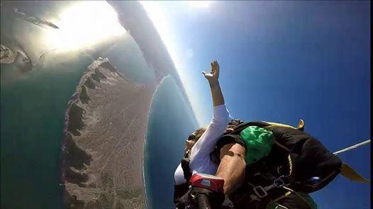 Skydive Cabo en La Paz, 03-jun, La Posada Hotel - Beach Club, La Paz