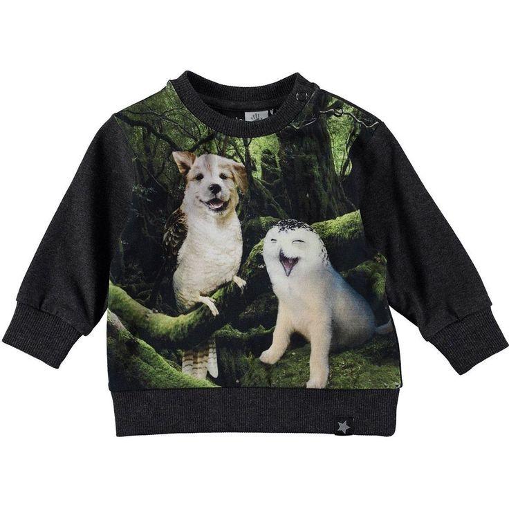 Molo T-shirt Lange Mouw