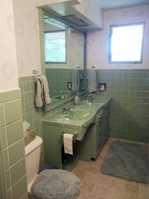 Popular 35 best Avocado bathroom suite images on Pinterest | 1950s  CO99