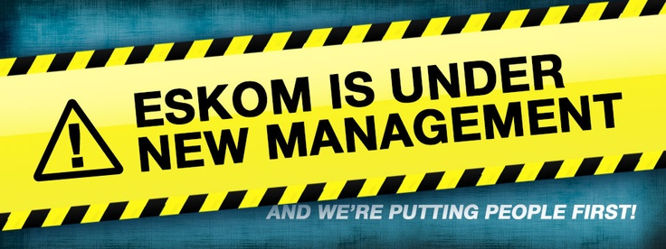 Three organisations joined forces yesterday to put Eskom under new management.