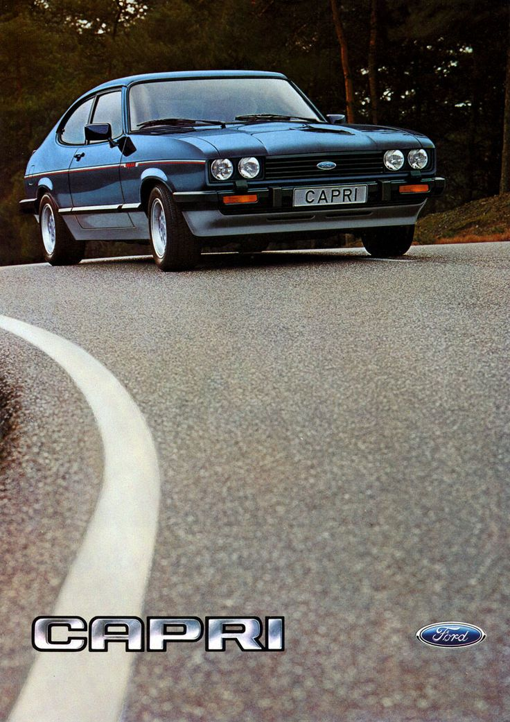 Pictures Of Cool Cars >> 1983 Ford Capri | My cars Car Ad | Pinterest | Ford capri, Ford and Cars