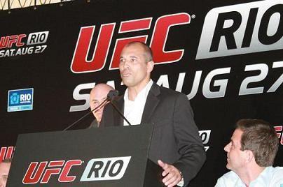Royce Gracie, campeão do UFC, assina contrato com o Bellator Foto: Carlos Ozório/GRACIEMAG