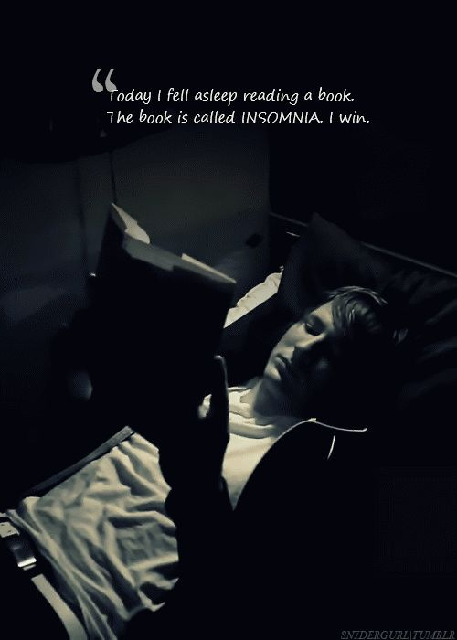 Adam Young - today I fell asleep reading a book...