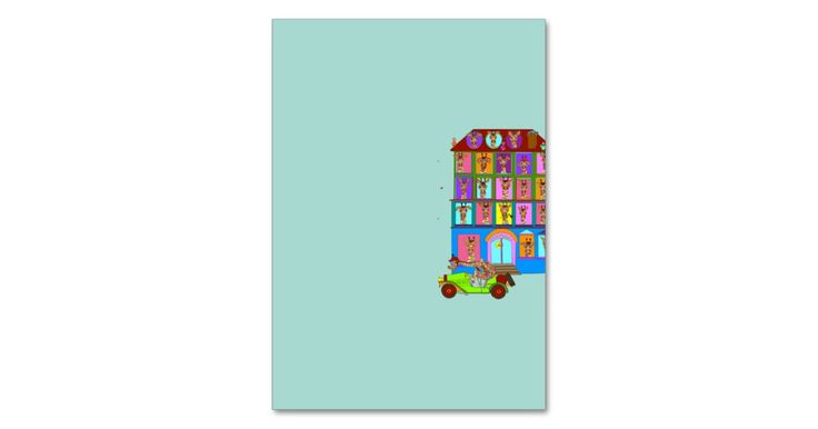 House of Moods Card