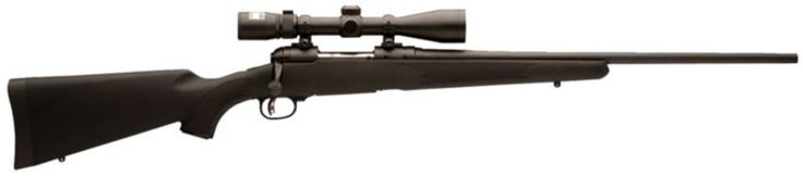 Savage® Arms 11/111 Trophy Hunter XP Bolt-Action Rifle and Nikon Scope Packages : Cabela's