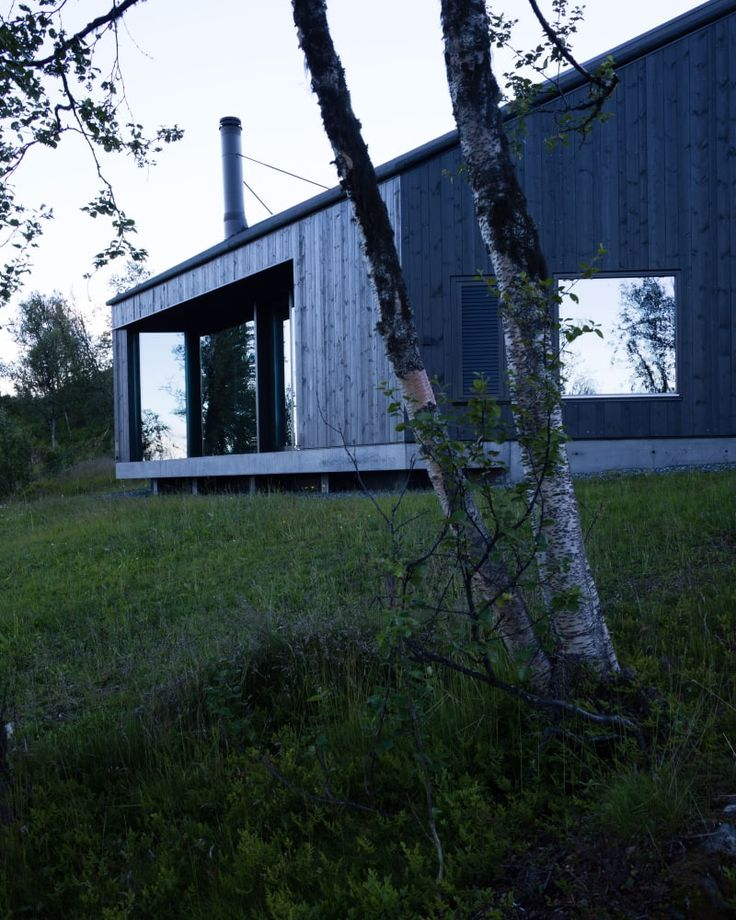 LUND HAGEM ARCHITECTS · Cabin Geilo