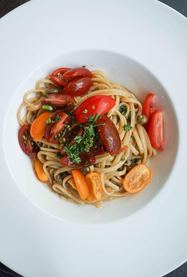 Spaghetti Alle Sarde - Chef Tommaso Vanin