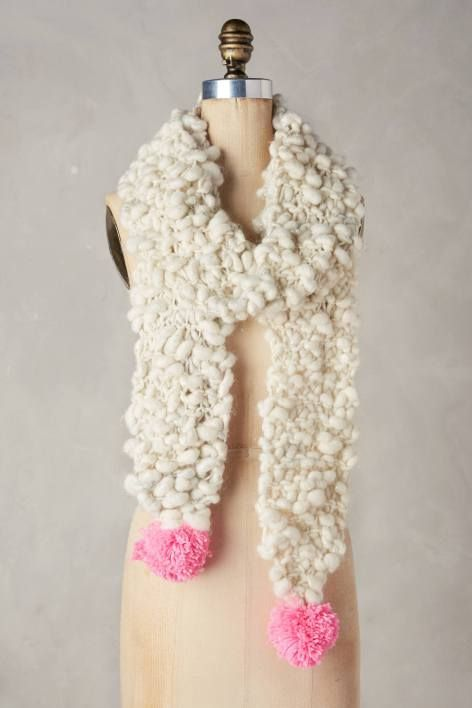 tiffany corp Bright Spot Scarf by Knit Collage
