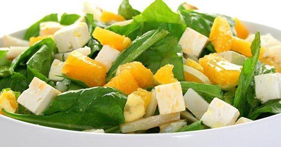 Recetas saludables de ensaladas