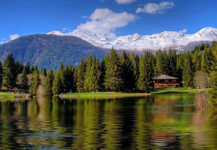Lago dei Caprioli, Val di sole  Italy