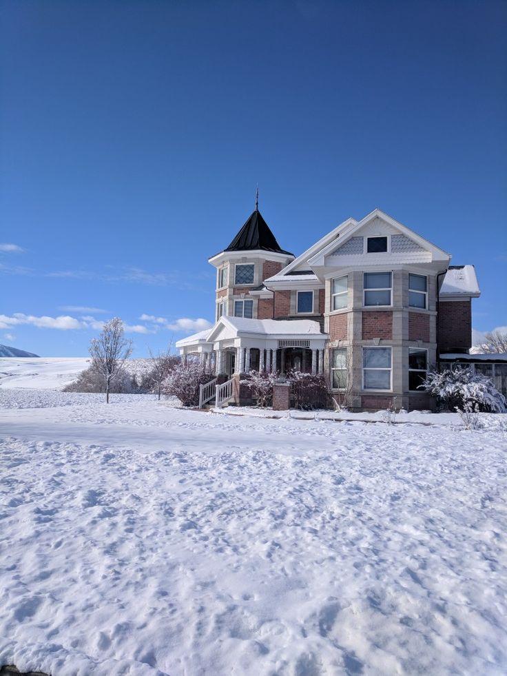 Beautiful victorian home hyrum utah architecture utah for Utah home design architects