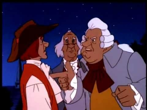 Animated Hero Classics - Benjamin Franklin