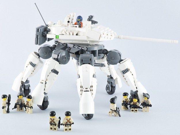 lego battlestar galactica raptor instructions