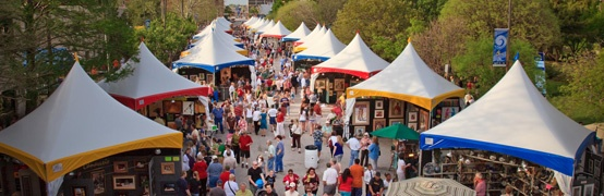 Attend the Festival of the Arts in OKC