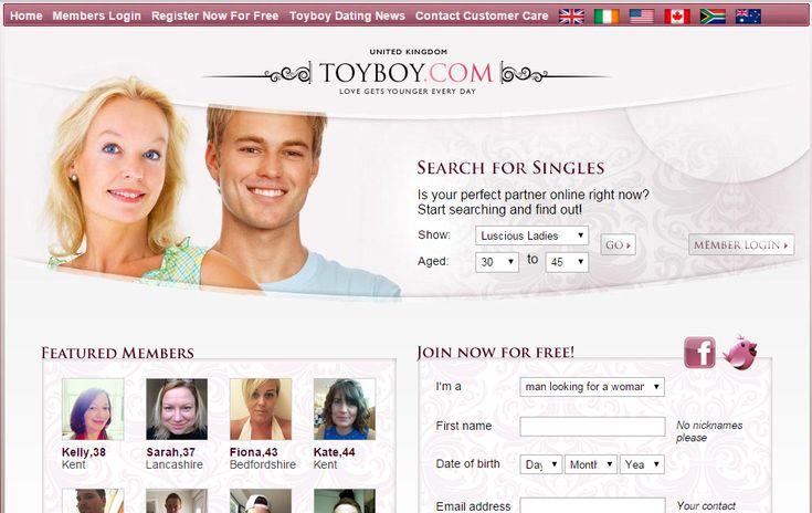 Toyboy com dating site