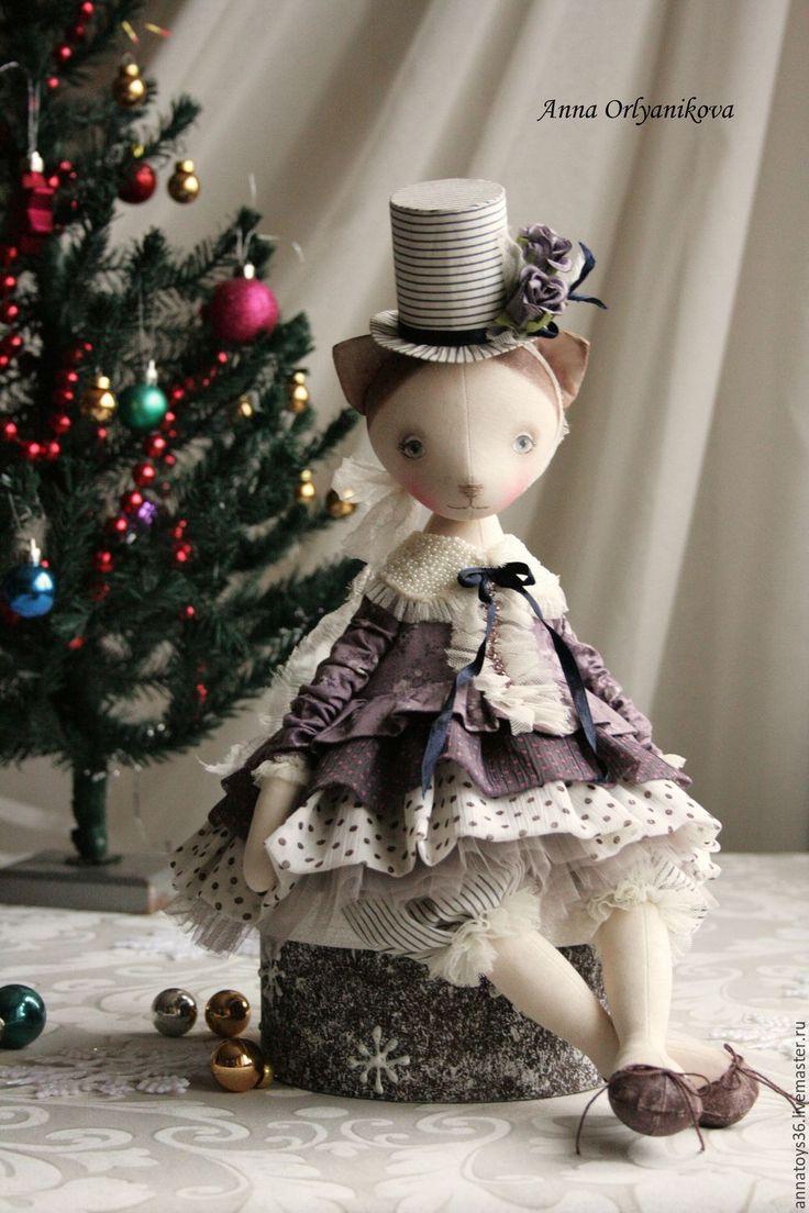 Купить Мадлен - авторская кукла, авторская ручная работа, кукла ручной работы, кукла, подарок