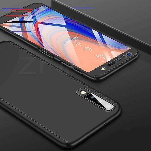 Znp Full Cover Phone Case For Samsung A10 A20 A20e A30 A40 A50 A60