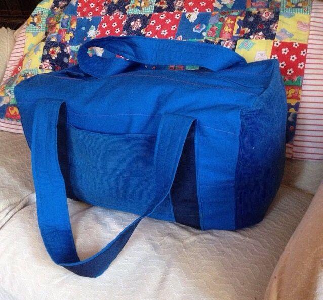The largest bag I've made !