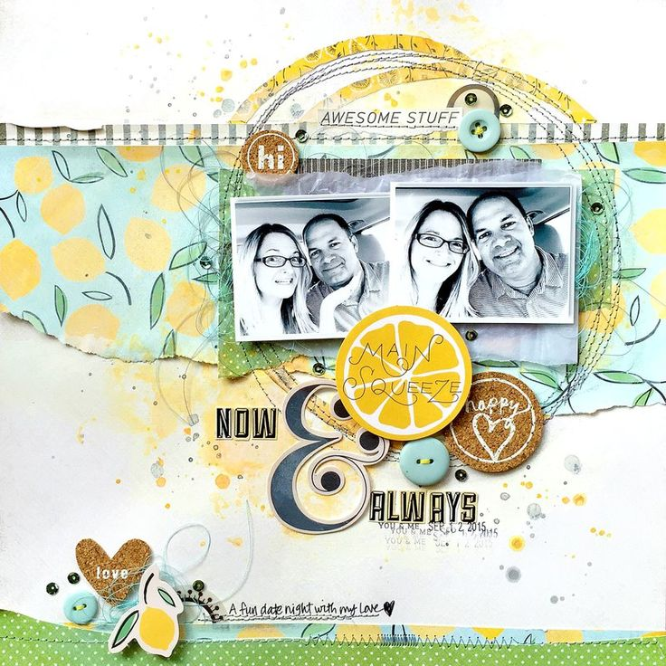 Basic Grey Guest Designer - by Missy Whidden - November 2015 - Sunkissed collection