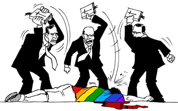 Religiones y su Biblia - Significa :  Discriminación , Violencia y Machismo ..