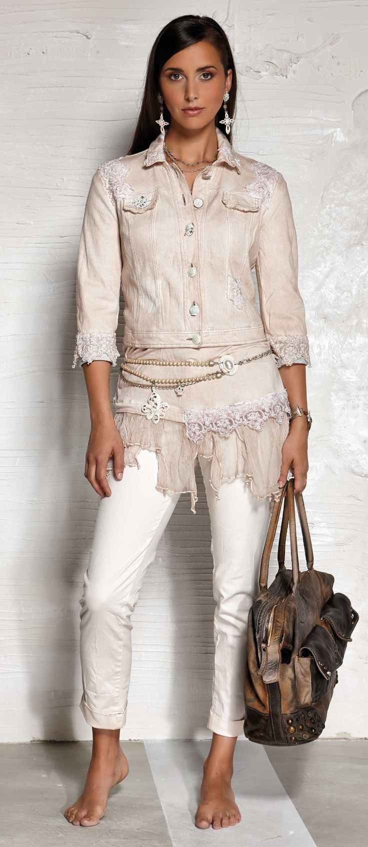 Daniela dallavalle fall style pinterest v tements for Tenue shabby chic