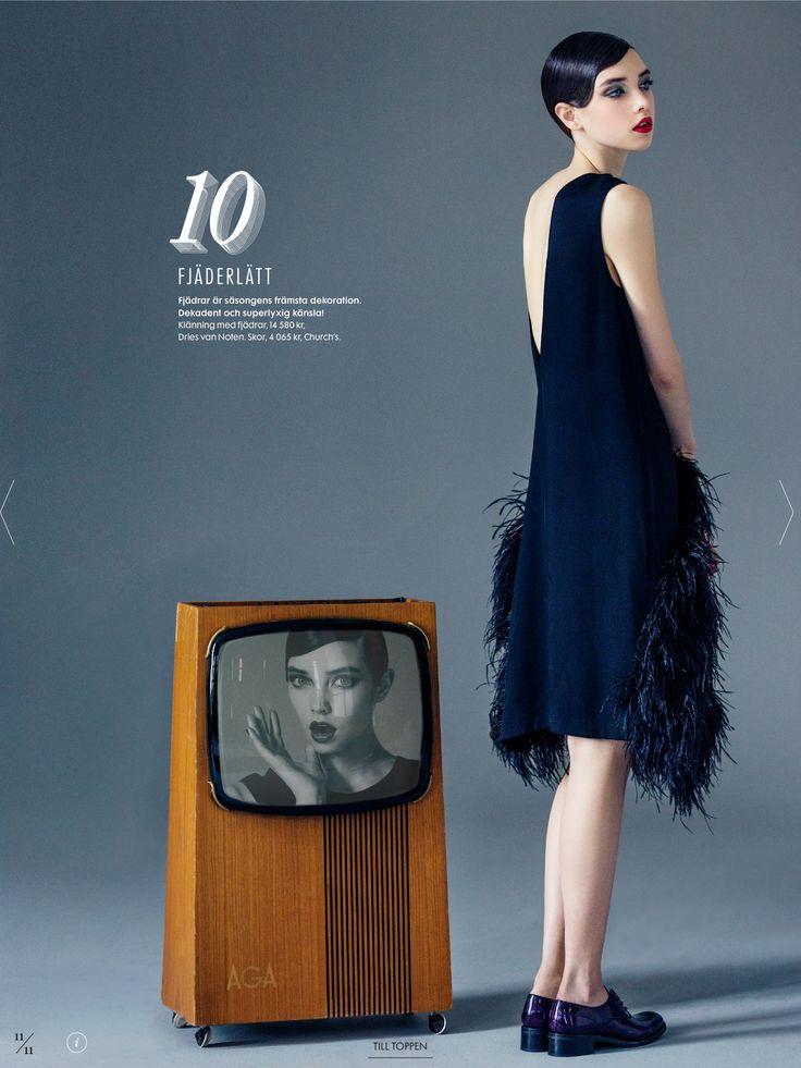 visual optimism; fashion editorials, shows, campaigns & more!: säsongens bästa looks: josefine svenningsen by elisabeth toll for elle sweden…stylist Jenny Fredriksson