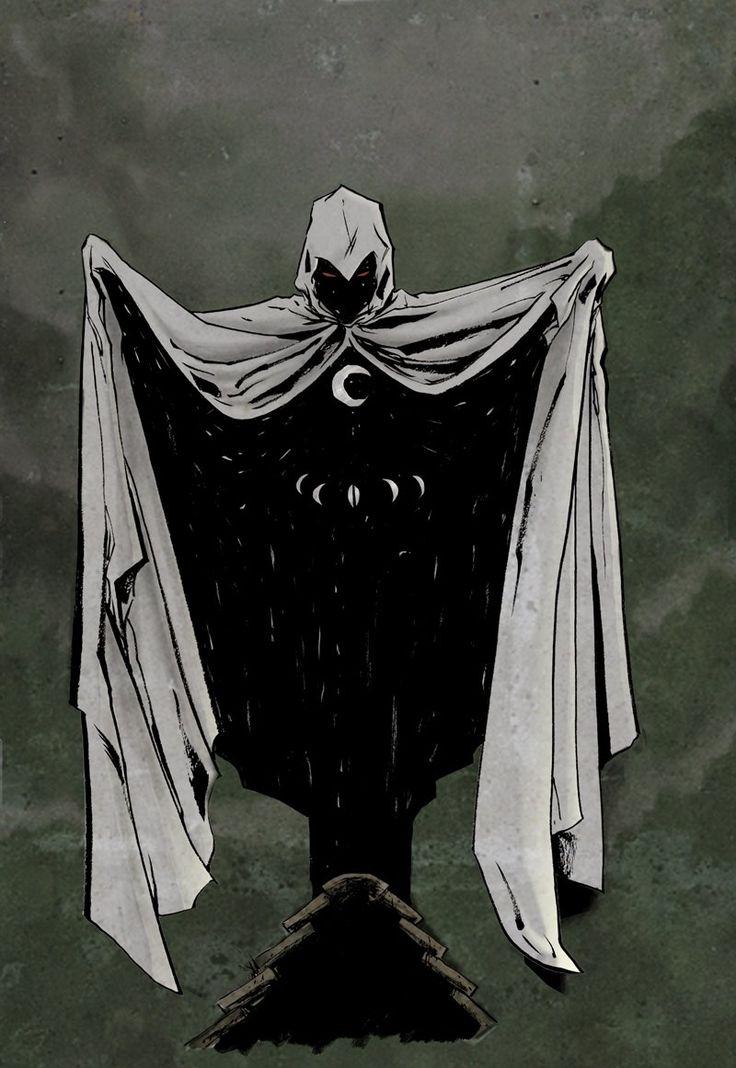 Moon Knight by Declan Shalvey