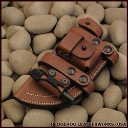 Funda para cuchillo tracker Leather Sheath For The T1 Tom Brown Tracker Knife