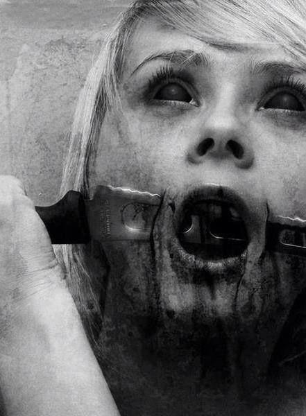 Horror  |Disturbing Dark Scary