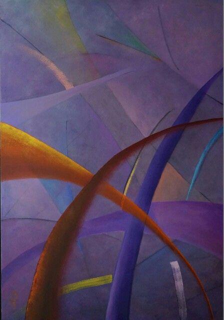 Ingratitude fate,oil,70/100, 20014