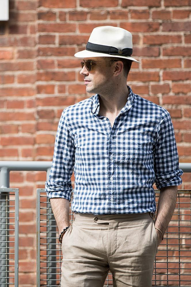 Best 25 blue gingham shirts ideas on pinterest nude for Mens blue gingham shirt