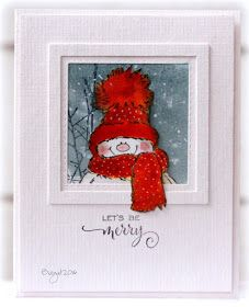 Here´s my card for two challenges!     CAS(E) this Sketch #201     and    CAS Colours & Sketches #203   Seasonal Sketch  -  Challenge #164 ...