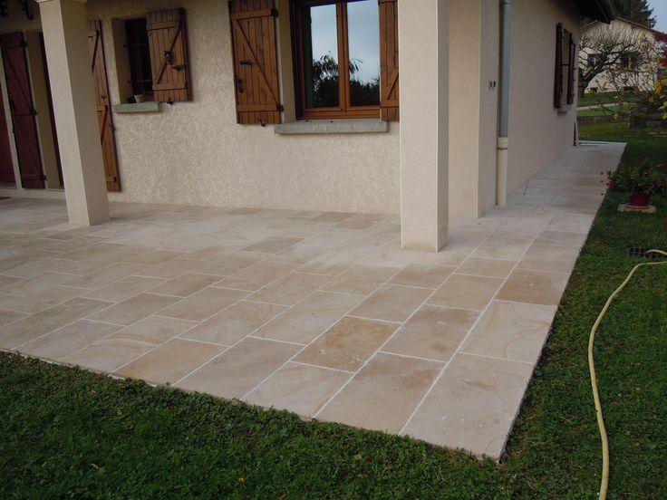 17 meilleures id es propos de dalles de patio sur for Quel treillis soude pour dalle terrasse