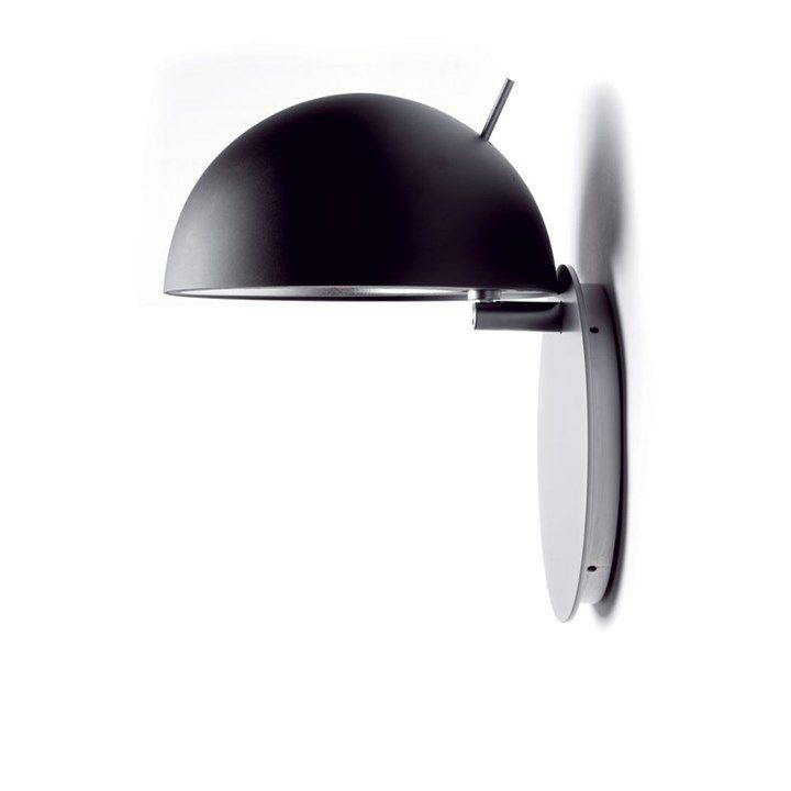 Lightyears Caravaggio Vägg Svart Matt