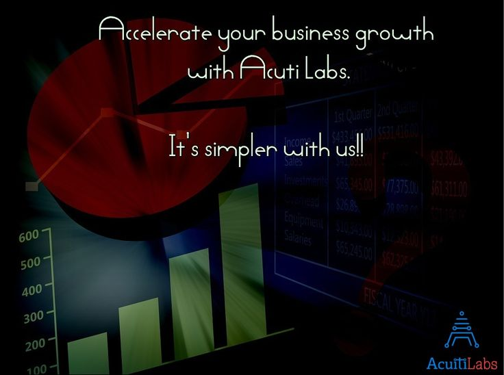 Acuiti Labs have better understanding of startup businesses and our knowledgeable professionals knows how to accelerate your business growth. Contact us for more details >> http://acuitilabs.co.uk/