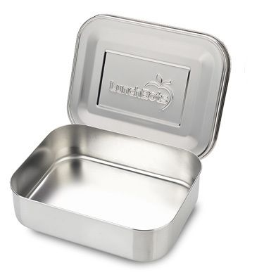 Lunchbots Uno Stainless Steel Lunch Container - All Stainless