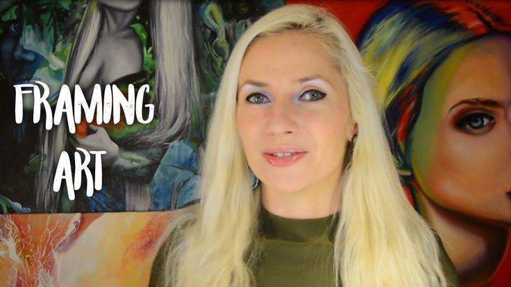 Framing art - Art theory by Oana Unciuleanu