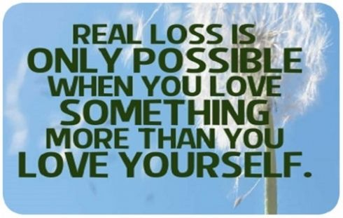 Quotes About Love Yourself
