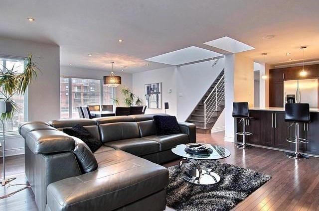 Immobilier de luxe   Achat Villa-sur-le-toit Montreal Canada   Vente Luxueux Penthouse à Montreal