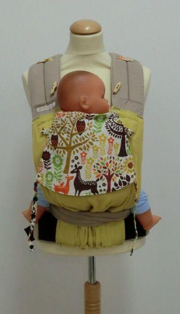 Fräulein Hübsch Babysize Test-Trage - 15 Euro für 10 Tage - Kaution | Test-Tragen | Tragen | ZWERGE.de - Natur fürs Baby und Kind