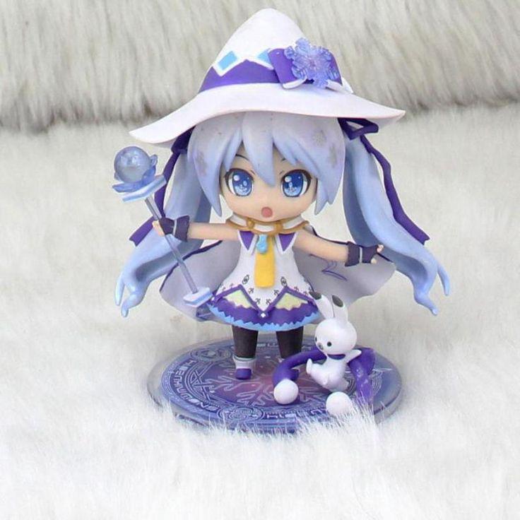 Аниме цифры хацунэ мику цифры японские игрушки симпатичные рисунки пвх мультфильм горячие игрушки хобби 10 см модель GirlsToys(China (Mainland))