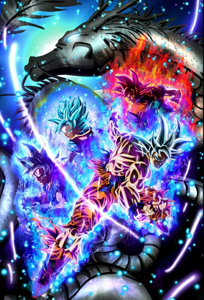 Dragonball Super Ultra Instinct