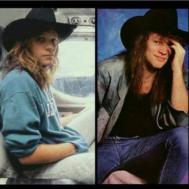 Jon Bon Jovi - Every girl's cowboy