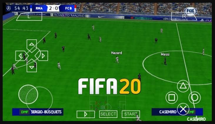 Fifa 2020 Iso Ppsspp Android Offline Free Download Fifa 20 Fifa Game Download Free
